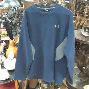 Under armour pullover top sz XL